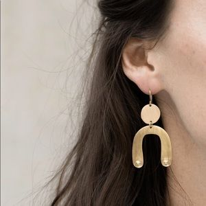 YEWO Sono Earrings NWT handcrafted in Africa